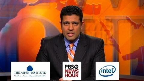 PBS NewsHour -- On Dec. 14, Join Secretary Clinton, Jim Lehrer for Live...
