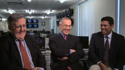 PBS NewsHour -- Shields, Brooks On Lugar And NBA Vs. NHL