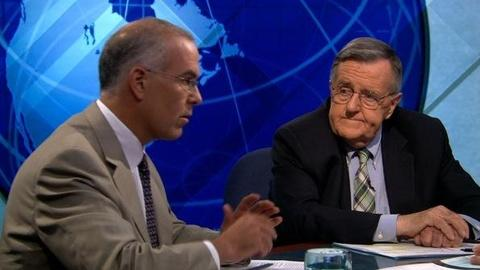 PBS NewsHour -- Shields and Brooks on the Job Report, Sequestration