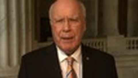 PBS NewsHour -- Sen. Leahy: Time for U.S. and Cuba to Discuss Relationship