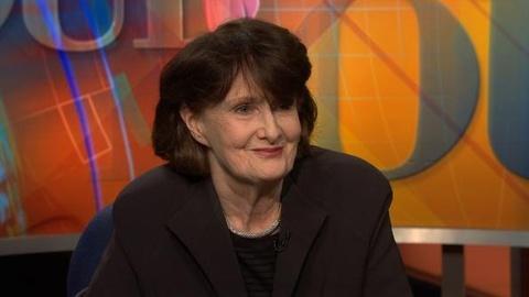 PBS NewsHour -- Conversation: Poet Eavan Boland