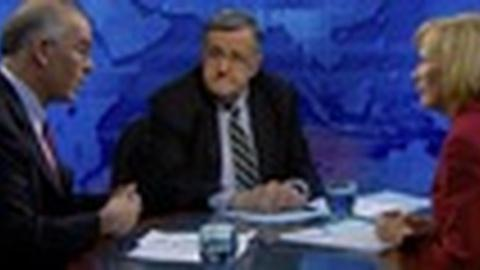 PBS NewsHour -- Shields & Brooks: Using SOTU to Tackle 'New Budget Reality'