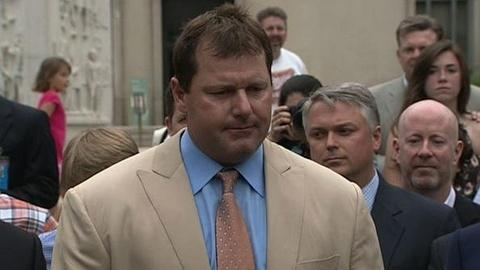 PBS NewsHour -- Roger Clemens Acquitted, but 'Legal Cloud' Lingers