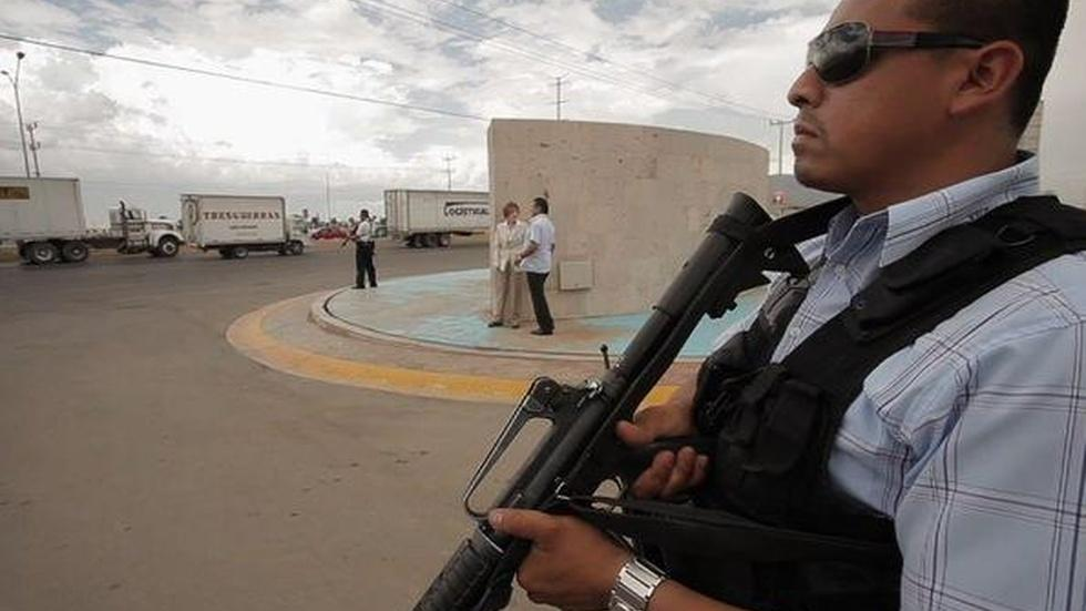 In Mexico, War Against Drug Cartels Inflicts High Cost image