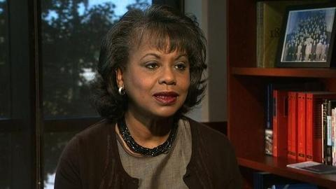 PBS NewsHour -- Anita Hill Reflects on 20 Years Since Clarence Thomas...