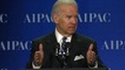 PBS NewsHour -- Biden: U.S. Would Use Military Action to Stop Nuclear Iran