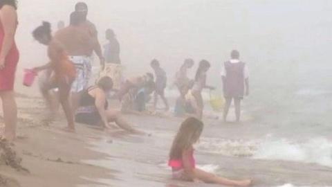 PBS NewsHour -- Much of U.S. Broils Under Extraordinarily Massive 'Heat...