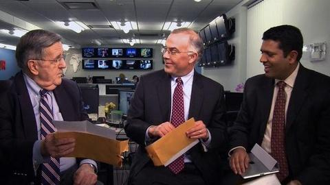 PBS NewsHour -- The Doubleheader: Limbaugh's Fluke Comments, 100 point game