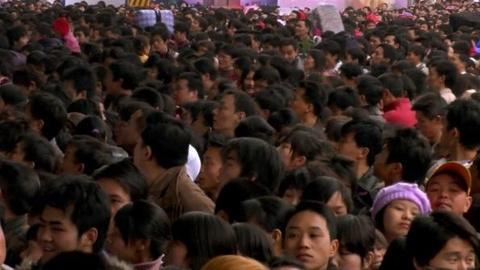 PBS NewsHour -- Director Lixin Fan Chronicles Journey of Migrant Workers...