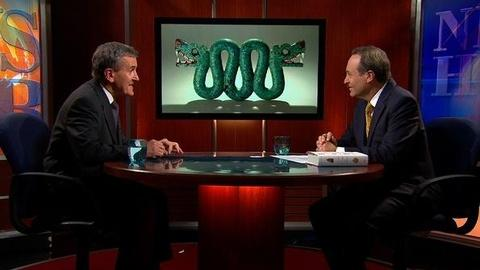 PBS NewsHour -- Extended Interview: 'A History of the World in 100 Objects'