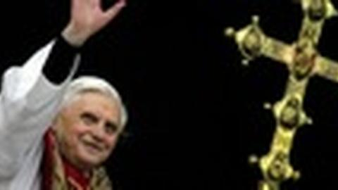 PBS NewsHour -- Examining Pope Benedict's Legacy, and Leadership Challenges