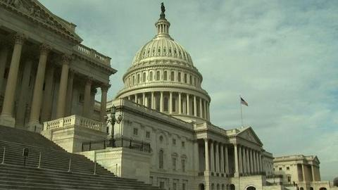 PBS NewsHour -- House Moves to Avert Shutdown, Approves Stopgap Bill