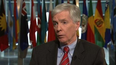 PBS NewsHour -- Ryan Crocker on Leaked Cable About Pakistani Safe Havens