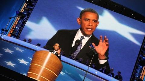 Democratic National Convention: September 6, 2012