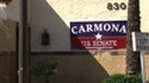 PBS NewsHour -- Democrat Has Competitive Chance to Win Arizona Senate Seat