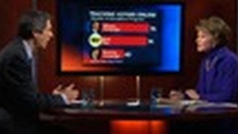 PBS NewsHour -- Campaigns Push Last-Minute Pleas on Twitter