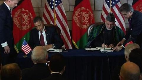 PBS NewsHour -- Obama's Afghanistan Pact: What it Does, What it Doesn't Do
