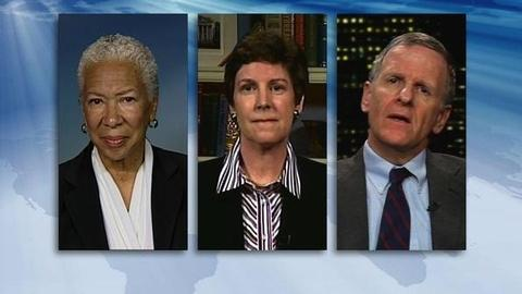 PBS NewsHour -- How Strong Is Safety Net for Poor Americans?