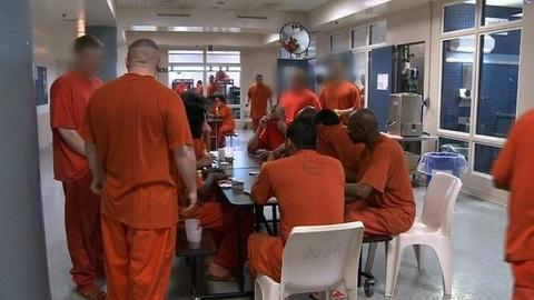 PBS NewsHour -- Calif. Faces Tough Choices on Overcrowded Prisons