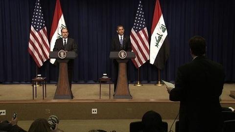 PBS NewsHour -- Iraq's Reaction to Syria