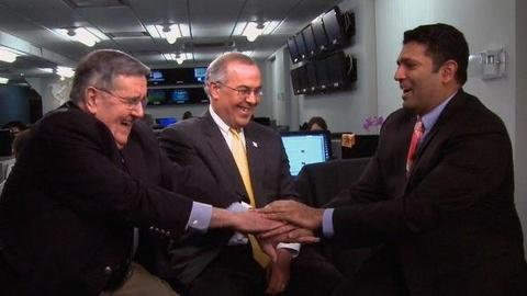 PBS NewsHour -- The Doubleheader: Are Current Debates Turning Into...