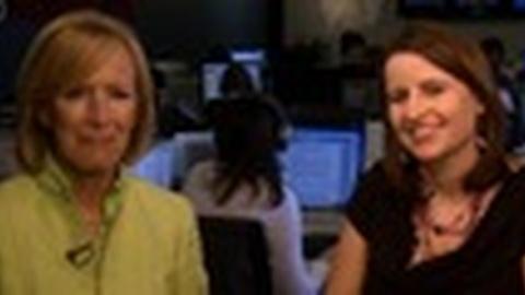 PBS NewsHour -- Christina Bellantoni with Judy Woodruff
