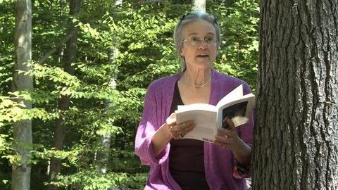 PBS NewsHour -- Poet Sharon Olds Reads From Her Book 'Stag's Leap'