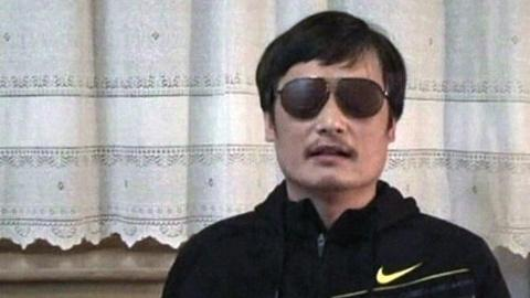 PBS NewsHour -- Chinese Dissident Chen Guangcheng's Fate Remains Uncertain