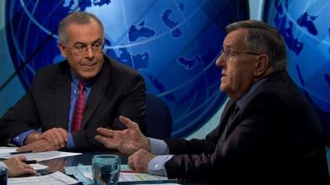 PBS NewsHour -- Shields and Brooks on GOP Race After Perry Flub, 'Occupy'...