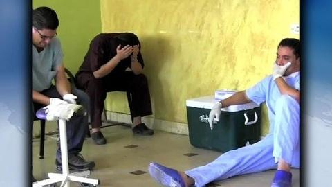 PBS NewsHour -- Bloody Battle Continues in Gadhafi's Hometown
