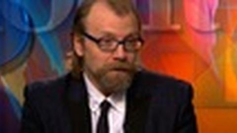 PBS NewsHour -- Writer George Saunders Reflects on Engineering Short Fiction