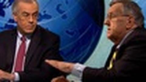 PBS NewsHour -- Shields, Brooks on Obama's Bargaining Skills and Filibusters