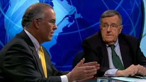 PBS NewsHour -- Shields, Brooks on Romney's Message, Gingrich's Defense,...