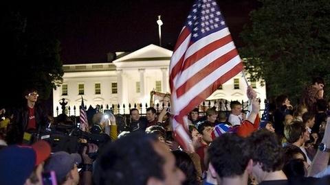 PBS NewsHour -- Gauging Americans' Range of Reactions to Bin Laden's Death