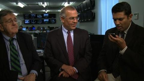 PBS NewsHour -- Shields and Brooks on Cain, Occupy Movement, Detroit,...