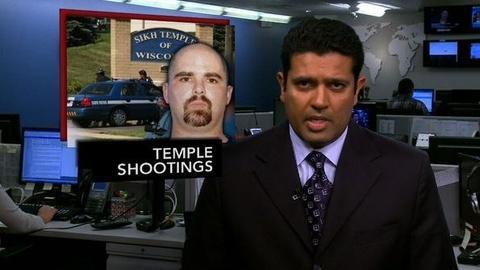 PBS NewsHour -- News Wrap: Sikh Temple Gunman Had Ties to White Supremacists