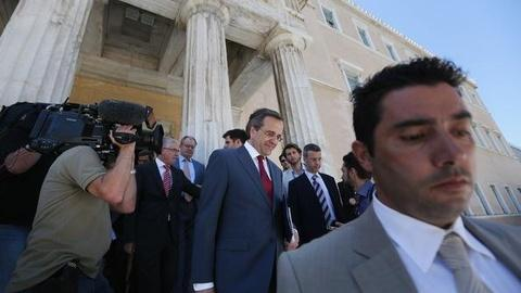 PBS NewsHour -- Greece's Respite Met With Cautious Optimism
