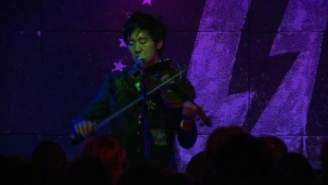 PBS NewsHour -- Going It Alone, Kishi Bashi Enlists Loop Pedals in a Battle