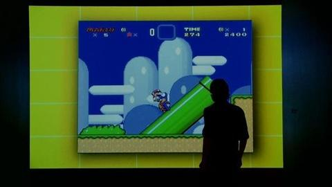 PBS NewsHour -- Exhibit Brings Video Games to New Level: Art