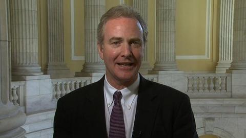 PBS NewsHour -- Van Hollen: Tea Party Wing Has Taken Over House Budget Talks