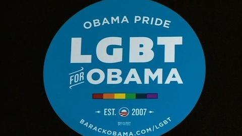 PBS NewsHour -- Obama's Shift on Gay Marriage Lucrative for Campaign
