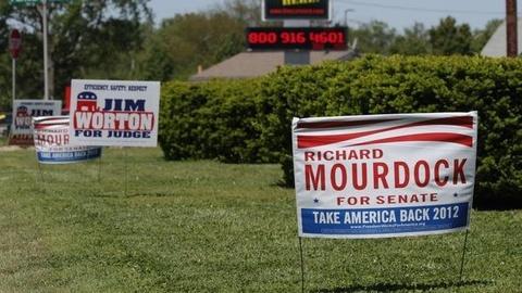 PBS NewsHour -- Some Senate Candidates Race Toward Photo-Finish Elections
