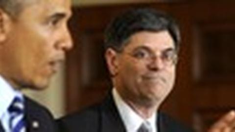 PBS NewsHour -- Obama Taps Chief of Staff Jack Lew for Treasury Secretary