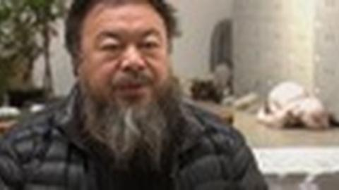 PBS NewsHour -- Extended Interviews: 'Ai Weiwei: According to What?'