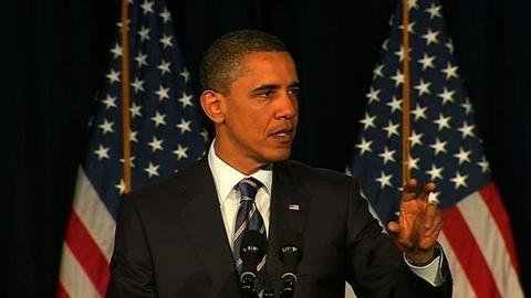 PBS NewsHour -- Obama Unveils Roadmap for Reducing Deficit by $4 Trillion