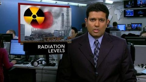PBS NewsHour -- News Wrap: Japanese Radiation Levels Measure 10,000 Times...