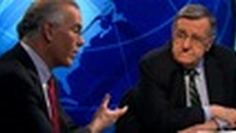 PBS NewsHour -- Shields, Brooks on Obama's Second Term and Clinton's Exit