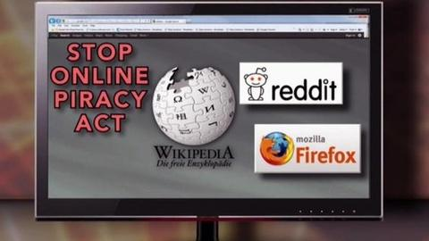 PBS NewsHour -- A World Without Wikipedia: For SOPA, Websites Threaten a...