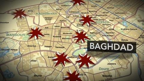PBS NewsHour -- In Face of Coordinated Attacks in Iraq, Should U.S. Have...