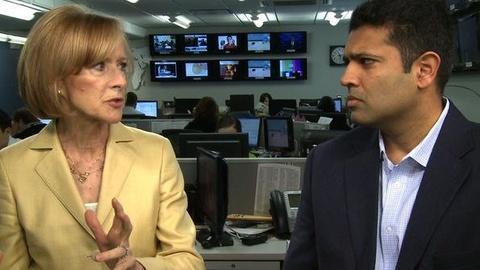 PBS NewsHour -- Political Checklist: Republicans Face Off in First Debate